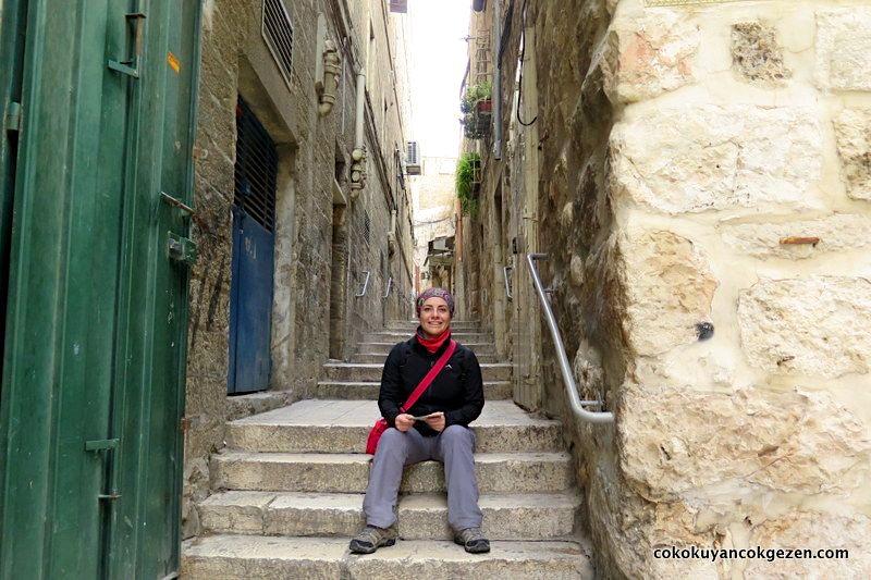 İsrail Gezisi için Sırt Çantam'da Neler Var?