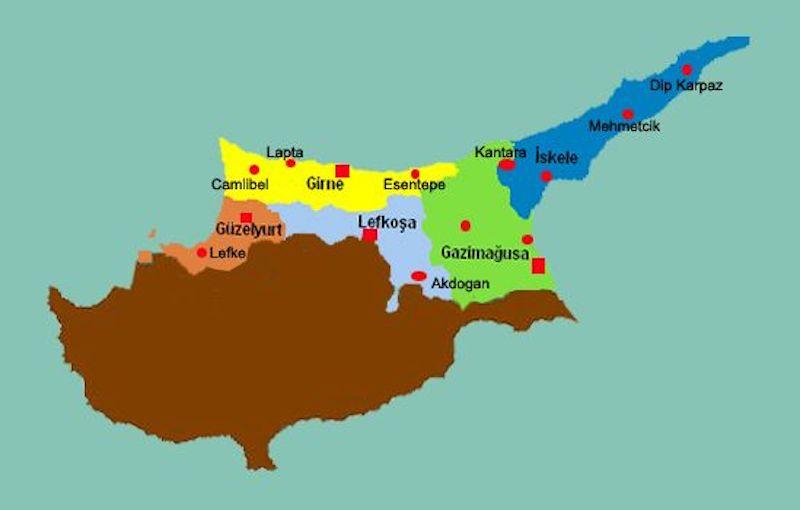 Kıbrıs'a Gitmek İçin 10 Neden