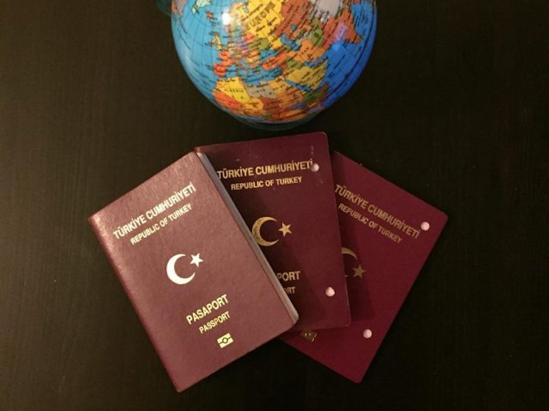 2019 Pasaport Harçları