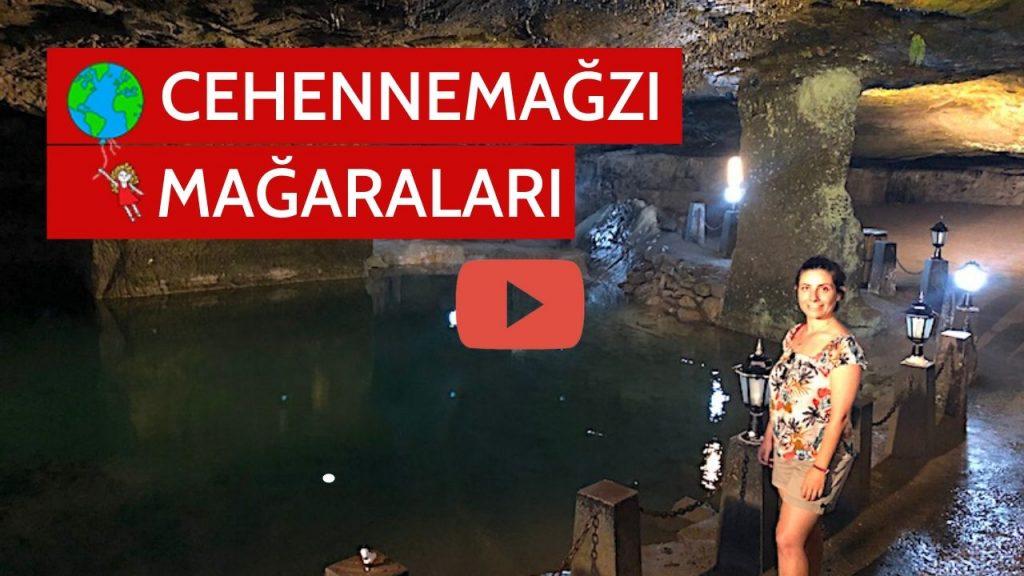 Cehennemağzı Mağaraları Videosu