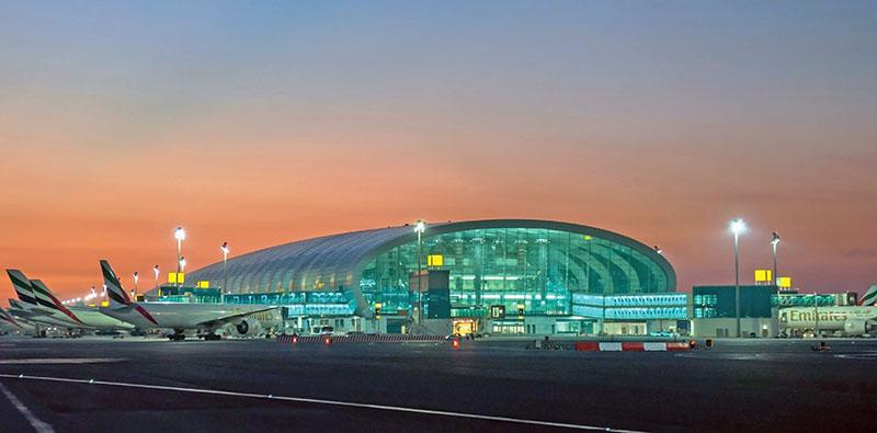 Dubai DXB Uluslararası Havalimanı