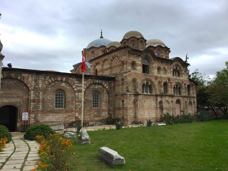Fethiye Müzesi - Fethiye Kilisesi