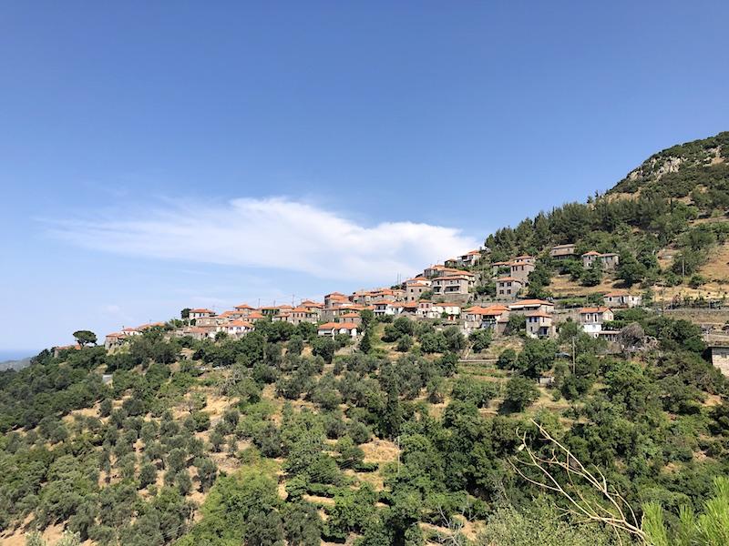 Sikaminia Köyü