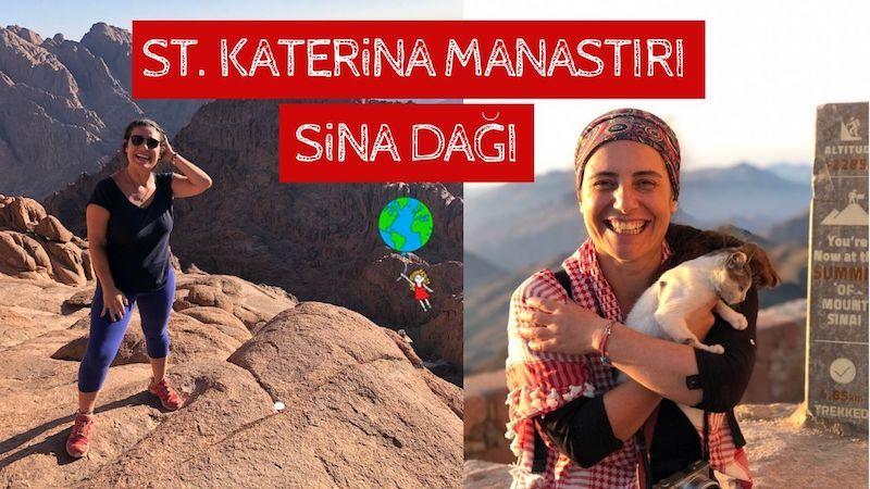 Sina Dağı ve Azize Katerina Manastırı Videosu