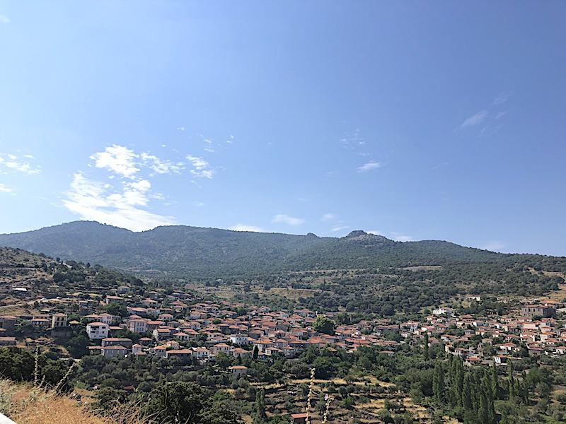 Skalochori Köyü