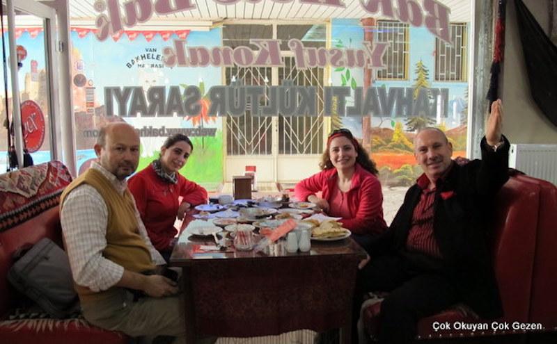 Bak Hele Bak Yusuf Konak Van Kahvaltı Evi 2010