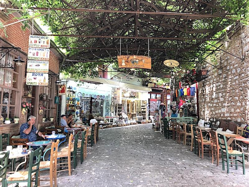 Agiasos Köyü