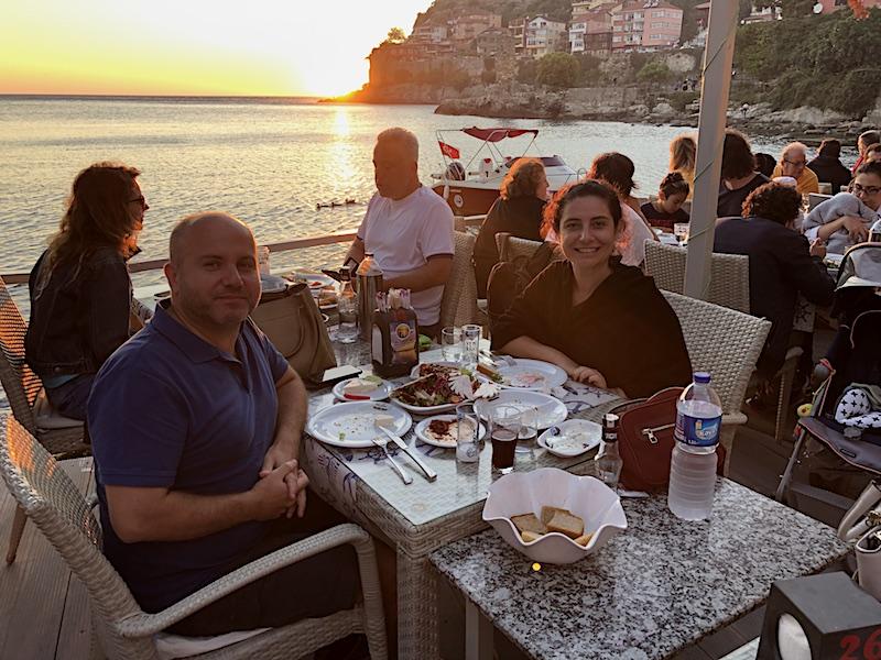 Amasra Canlı Balık - Mustafa'nın Yeri