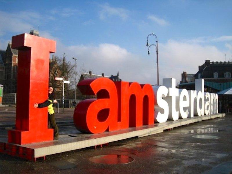 Amsterdam, I Amsterdam