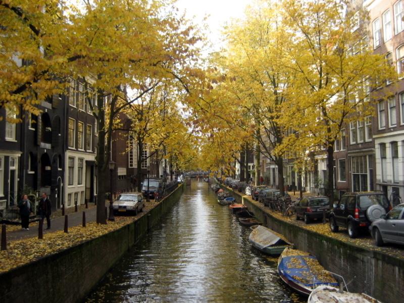 Türklerin en fazla tercih ettiği 10 şehir - Amsterdam