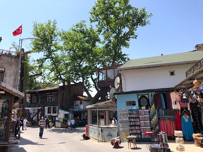Anadolu Kavağı'ndan gezilecek sokaklar
