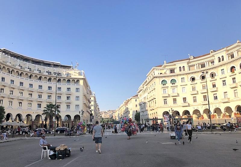 Aristoteles Meydanı