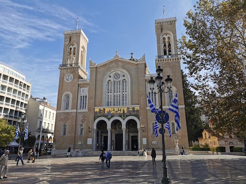 Atina Katedrali