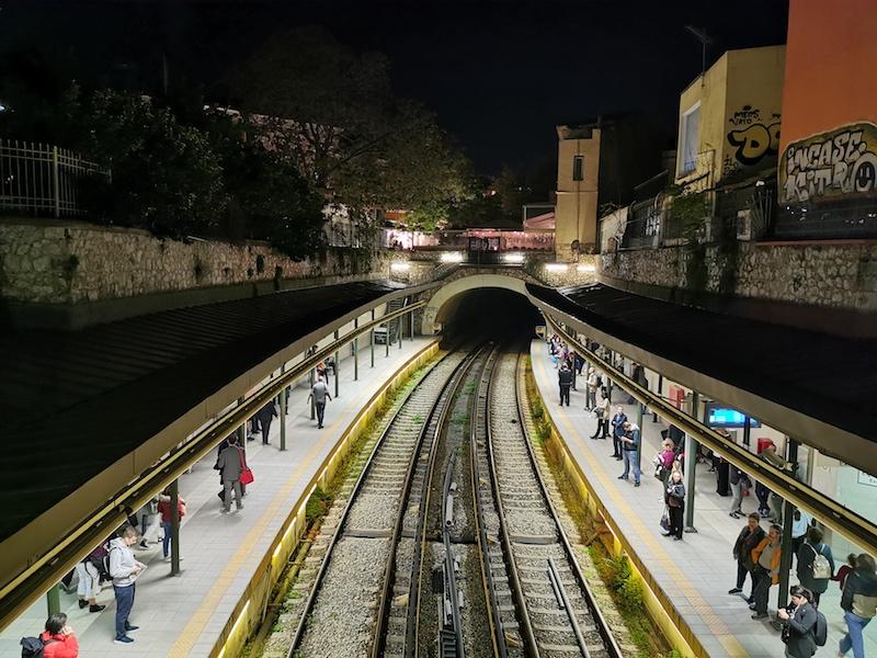 Atina'da Şehiriçi Ulaşım