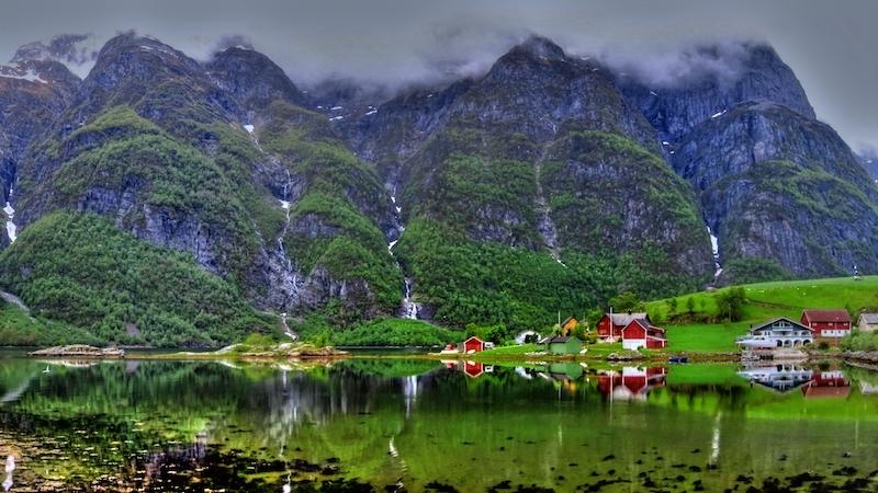 Avrupa Rüyası Kuzey Avrupa Turu - Norveç Fiyordları