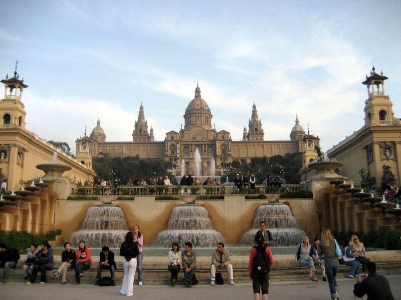 Türklerin en fazla tercih ettiği 10 şehir - Barselona