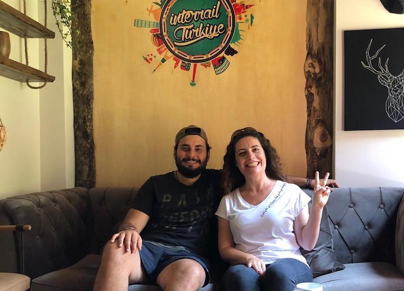Bestami Köse ve İnterrail Türkiye Röportajı