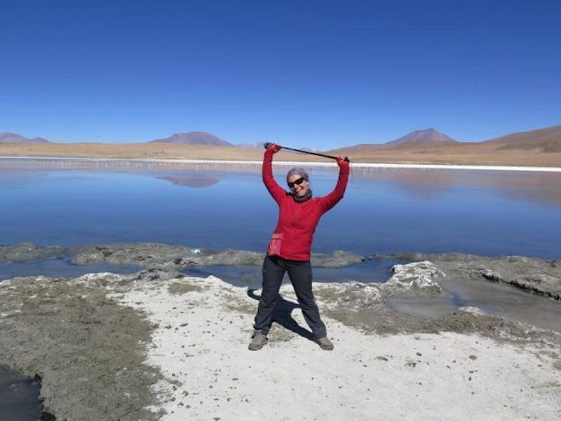 Bolivya, Uyuni Bölgesi