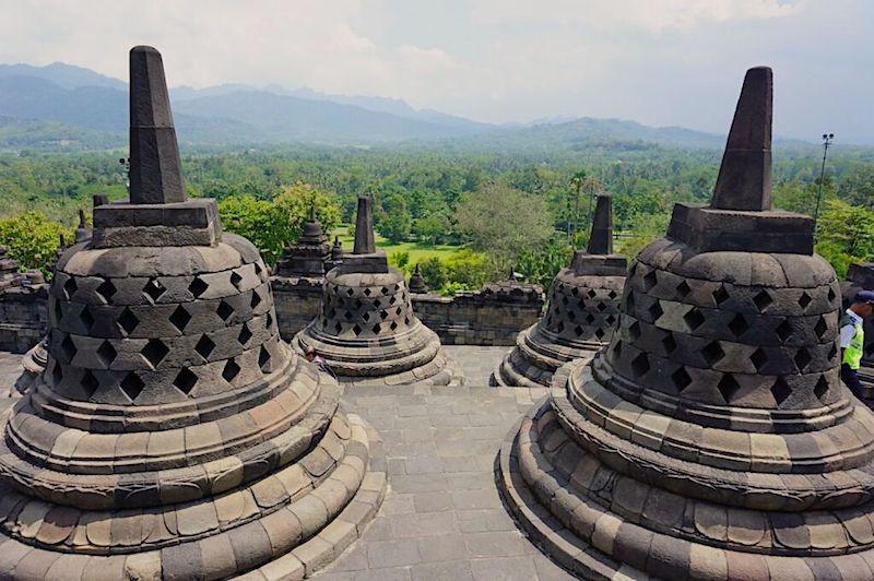 Borobodur Tapınağı