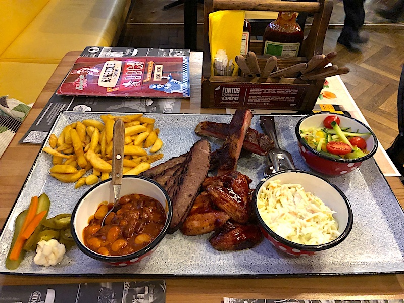 Barbeque Bar
