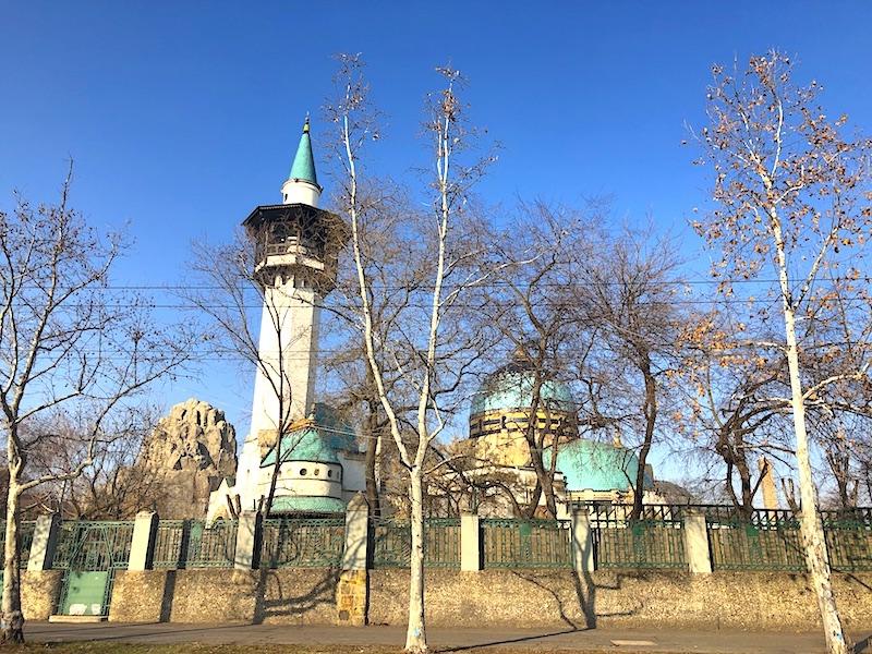 Budapeşte gezilecek yerler - Camii