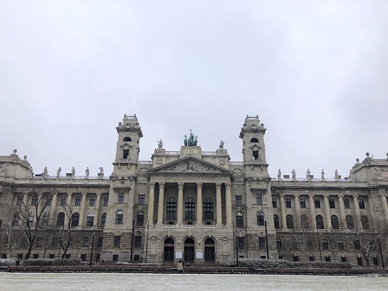 Budapeşte gezilecek yerler - Etnoğrafya Müzesi