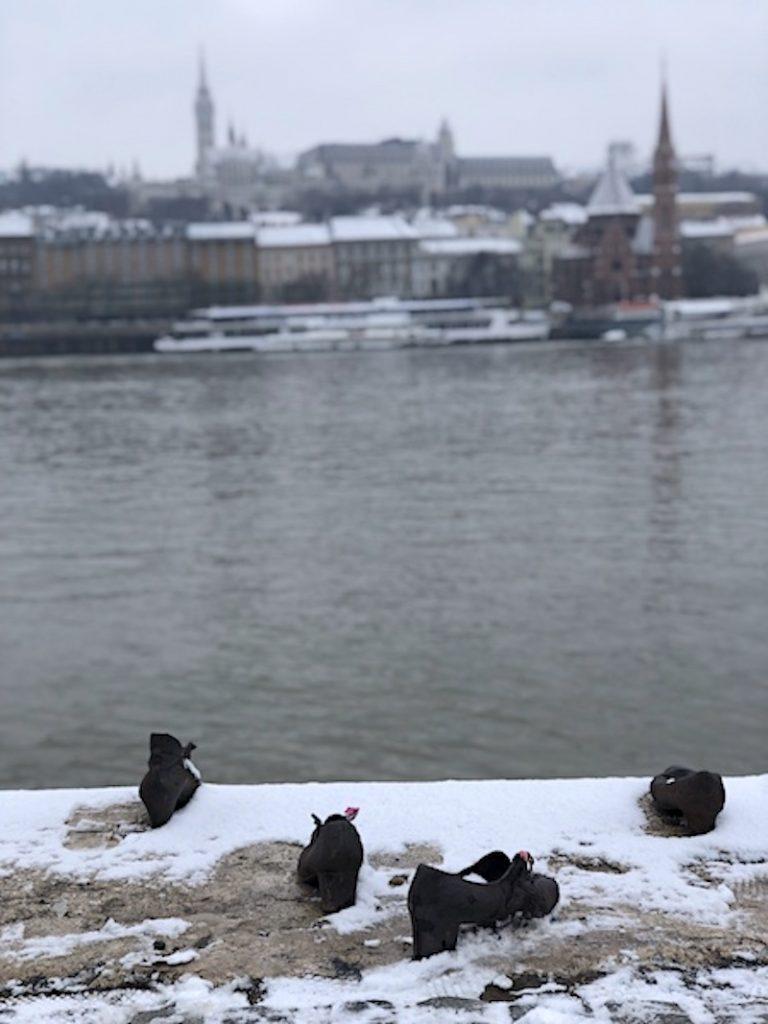 Budapeşte gezilecek yerler - Holokost Anıtı