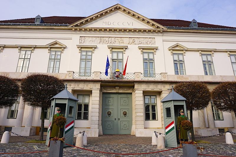 Budapeşte gezilecek yerler - Kraliyet Sarayı