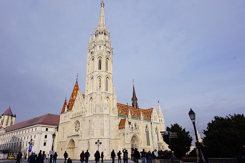 Budapeşte - St. Matthias Kilisesi