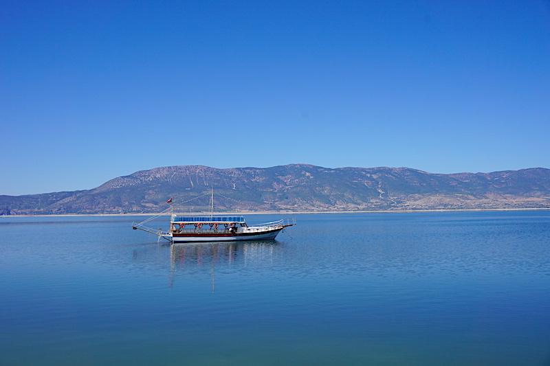 Burdur gezilecek yerler - Burdur Gölü