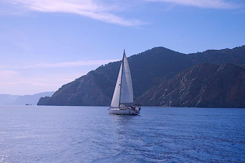 Deep Sea Sailing