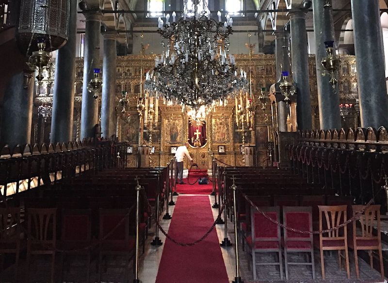 Rum Ortodoks Patrikhanesi