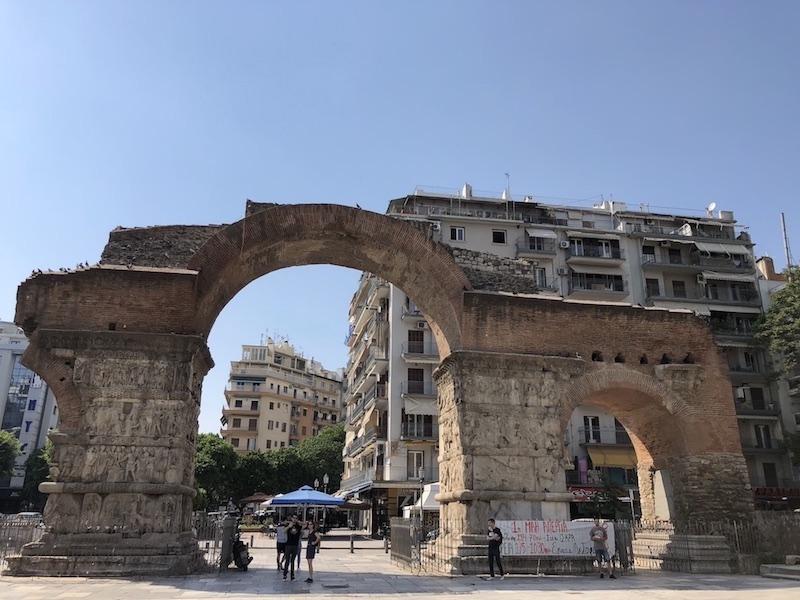 Kamara - Arch of Galerius