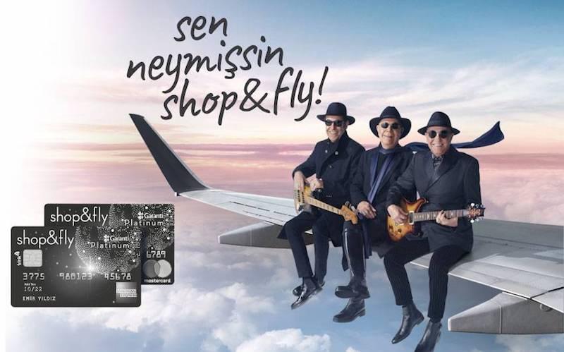 Garanti Bankası - Shop & Fly