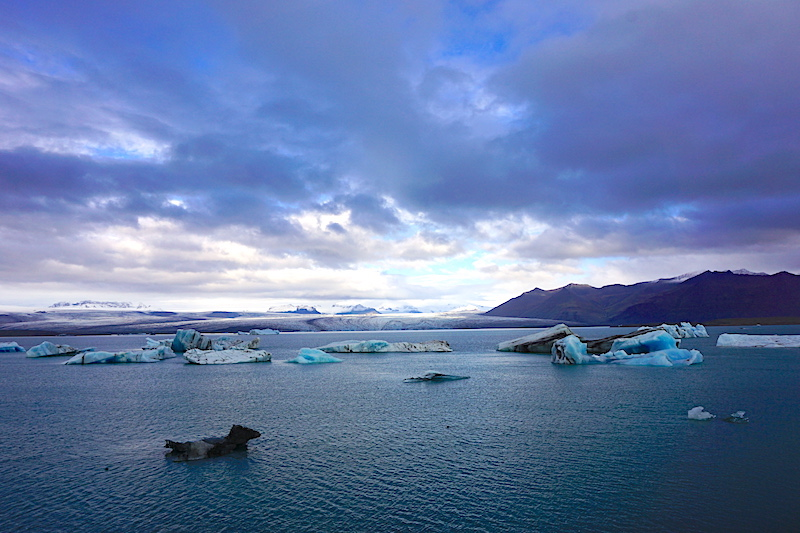 Glacier Lagoon - Jökulsárlón - Buzul Lagünü