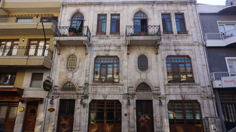 Eski Antakya Evleri