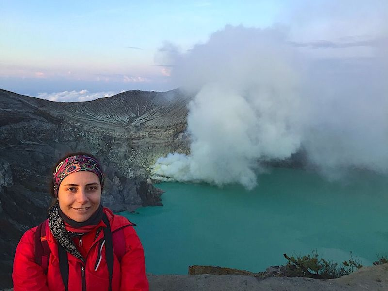 İjen Krateri