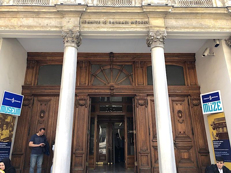 İş Bankası Müzesi - Eminönü