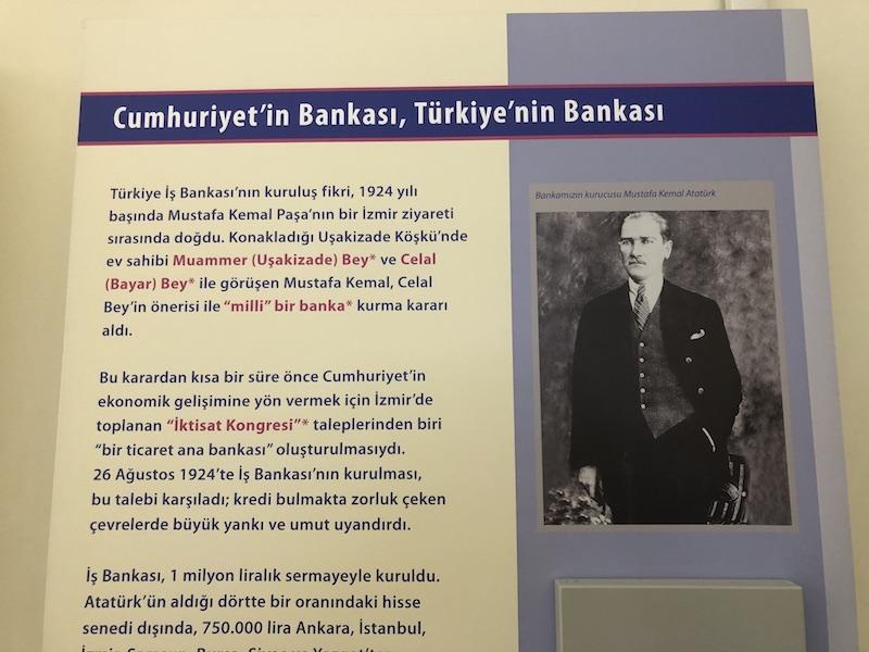 İş Bankasının Kuruluşu