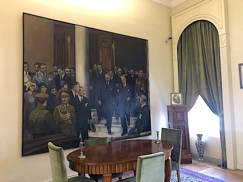 İş Bankası Müzesi - Atatürk Salonu