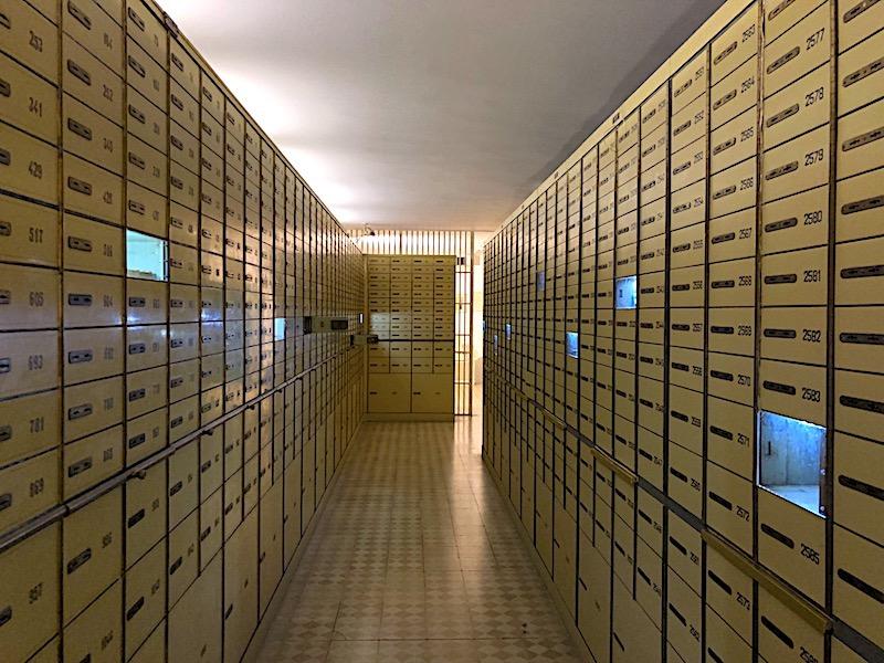 İş Bankası Müzesi Kasa Dairesi