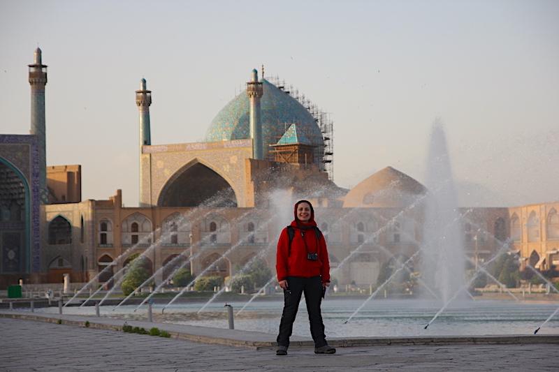 İsfahan gezilecek yerler - İmam Meydanı