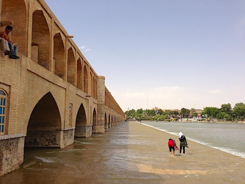 Siosepol (33) Köprüsü