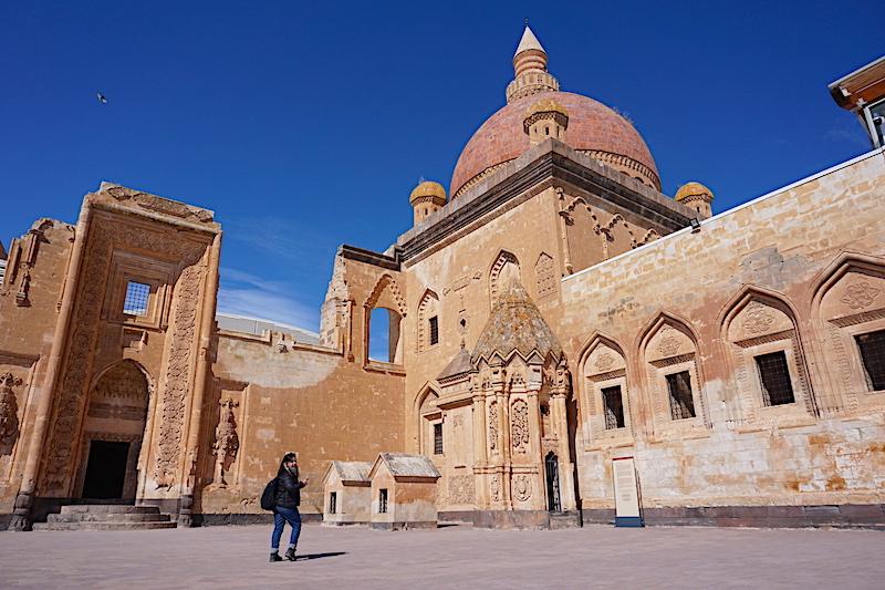 İshak Paşa Sarayı Camiisi