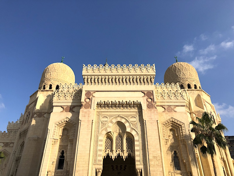 Abu al-Abbas al-Mursi Camii