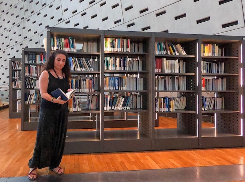 İskenderiye Kütüphanesi Ziyaret Saatleri