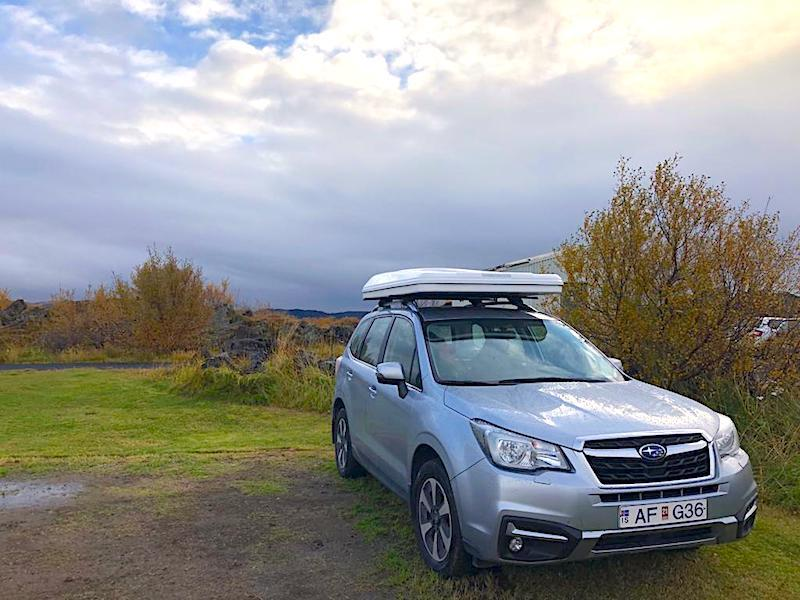 İzlanda Araç Kiralama - 4x4 Araç - Lotus Car Rental
