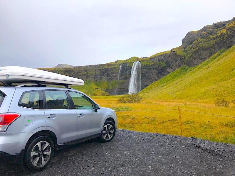 İzlanda'da Araç Kiralama