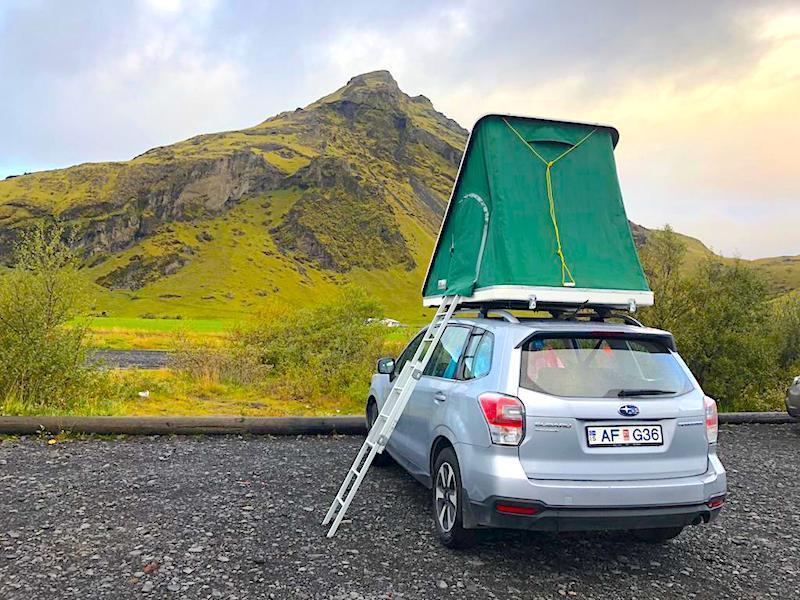 İzlanda Araç Kiralama - Konaklama - Lotıs Car Rental