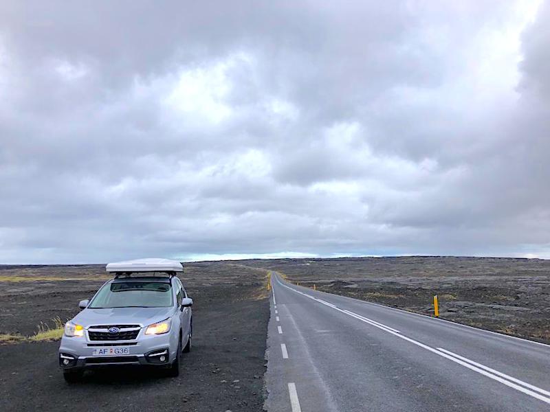 İzlanda Araç Kiralama - Yol Durumu - Lotus Car Rental